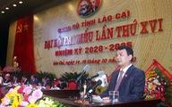 Tiến sĩ kinh tế 7X làm bí thư Tỉnh ủy Lào Cai