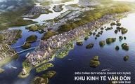 Quảng Ninh công bố 'viễn cảnh' Vân Đồn đến năm 2040