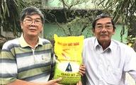 Hai anh em anh hùng cùng cây lúa - con tôm