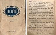 Tìm được bản in sách Việt ngữ kịch bản Cậu Đồng của thiền sư Thích Nhất Hạnh