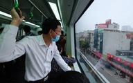 Bố trí 59 tuyến xe buýt, 65 điểm dừng kết nối đường sắt Cát Linh - Hà Đông