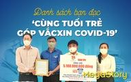 Sáng 24-6: Gần 12 tỉ đồng 'Cùng Tuổi Trẻ góp vắc xin COVID-19'
