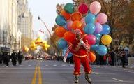 Diễu hành ngày Lễ tạ ơn ở New York