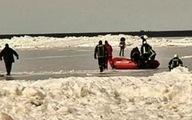 Latvia: giải cứu 220 người mắc kẹt trên băng trôi