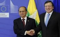 EU dỡ bỏ mọi cấm vận với Myanmar