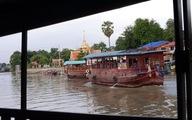 Du thuyền thăm phế đô Ayutthaya