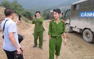Tạm đình chỉ 3 chiến sĩ công an văng tục với nhà báo