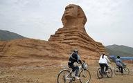 Ai Cập phản ứng, Trung Quốc phải đập bỏ tượng nhân sư nhái