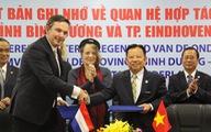 """Hà Lan hợp tác đầu tư """"vườn ươm doanh nghiệp"""""""