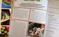 Sách Lonely Planet đưa sai hình ảnh về món ăn Việt Nam