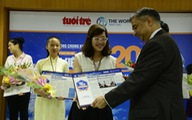 Trao 14 giải thưởng Kỳ vọng Việt Nam 20 năm tới