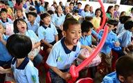 """Hơn 2.500 trẻ em vui """"Trung thu yêu thương"""""""