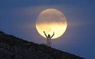 """Chiêm ngưỡng """"siêu trăng máu"""" đêm 27, 28-9"""