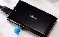 Ổ cứng AC235 USB 3.1 ghi nhanh gấp 10 lần so với 2.0