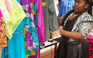 Cô bé 10 tuổi ra mắt bộ sưu tập thời trang