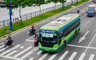 Công ty Nhật đầu tư quảng cáo trên xe buýt