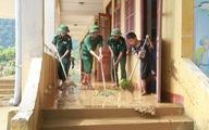 Cấp bách xử lý ô nhiễm sau lũ lụt