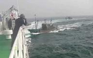 Tàu Hàn Quốc nã đạn vào tàu đánh cá trái phép Trung Quốc
