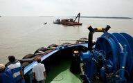 Tàu Panama đụng sà lan, nữ thuyền trưởng mất tích