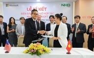 Microsoft và Tập đoàn Nguyễn Hoàng thúc đẩy trường học thông minh