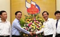 Ông Võ Văn Thưởng chúc mừng Hội Nhà báo Việt Nam