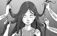 Khi trẻ nghiện… nhổ tóc!