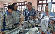 Hai 'ông Tây' đến Việt Nam dạy nghề