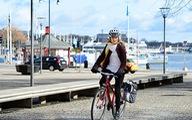 Đạp xe ở 'xứ sở Nobel'Thụy Điển