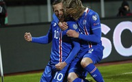 Iceland lần đầu đoạt vé dự World Cup