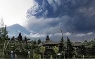Thiên đường Bali đầy bụi núi lửa:du lịch lao đao