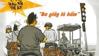 'Nghe tiếng còi xe, biết ngay người Việt'