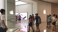 Bên trong cửa hàng Apple mới nhất có gì?