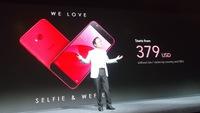 Asus ra mắt dòng smartphone mới cho người mê chụp ảnh