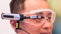 Olympus tung ra mắt kính thông minh 1.500 USD