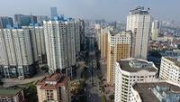 Giao dịch chung cư Hà Nội đang giảm mạnh