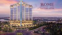 Cảm hứng bất tận của dự án Rome by Diamond Lotus