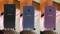 Nghe nhạc chuông mới Samsung chuẩn bị cho Galaxy S9