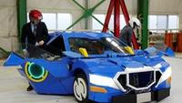 Robot biến thành xe hơi, viễn tưởng đã thành hiện thực