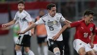 Điểm mặt những người bất ngờ có suất đá World Cup 2018