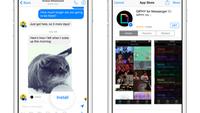 Facebook nâng cấp Messenger, thêm kho ứng dụng