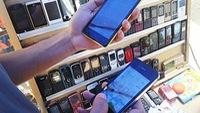 Điện thoại Trung Quốc cài mã độc để trộm cước