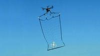 Drone bắt drone