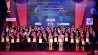 73 sản phẩm phần mềm và dịch vụ CNTT nhận giải Sao Khuê 2016