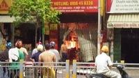 Vụ cháy cửa hàng 4 người chết: do chập điện ổ cắm tủ lạnh