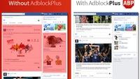 Adblock đối đầu Facebook trong cuộc chiến chống quảng cáo