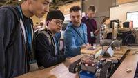 5 ông trùm công nghệ hợp tác phát triển trí tuệ nhân tạo