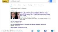 Facebook và Google bị tố về tin tức giả