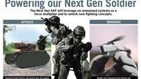 Singapore đưa robot súng máy vào lực lượng vũ trang