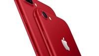 Apple ra mắt iPhone 7 màu son đỏ