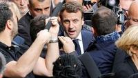 """Ông Macron lên án cuộc tấn công mạng """"khổng lồ"""""""